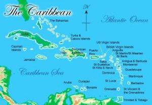 caribbeanmap0000000000000000000000000