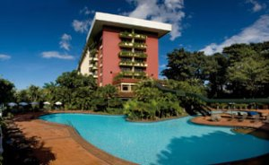Hotel San Jose Palacio is the site of the Costa Rica Services Summit, starting today