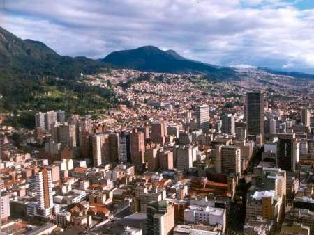 "panoramic bogota Colombia Shows Signs of Becoming a Major Outsourcing Hub; Officials Condemn ""Risky"" Label"